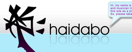 Screenshot of haidabo.com