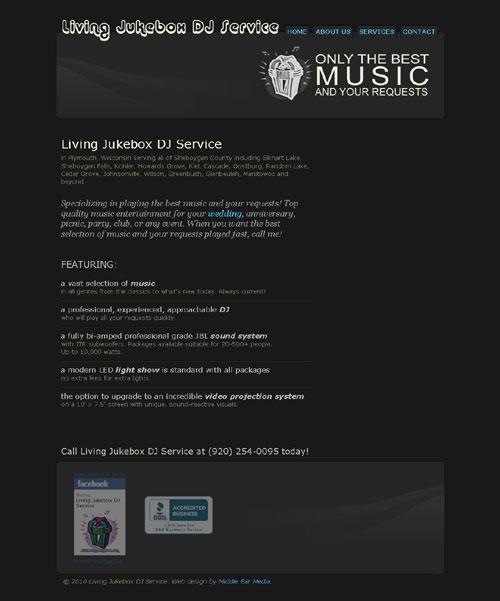 Living Jukebox DJ Service