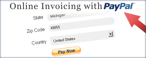 Online Invoicing with PayPal