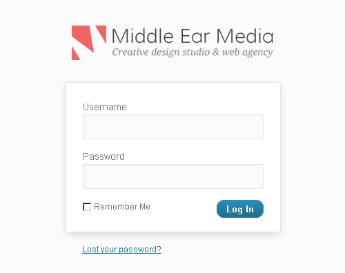 Free WordPress Plugin 'Super Custom Login' released