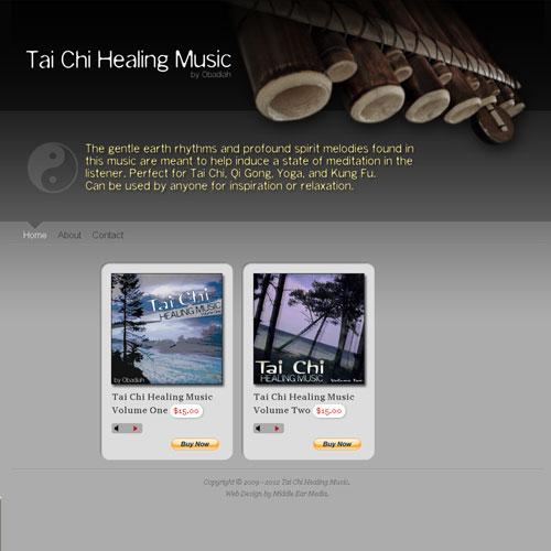 Tai Chi Healing Music