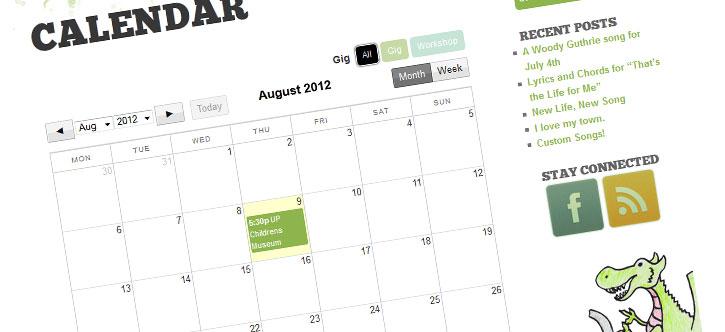 Papa Crow Calendar