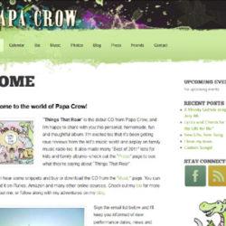 Papa Crow