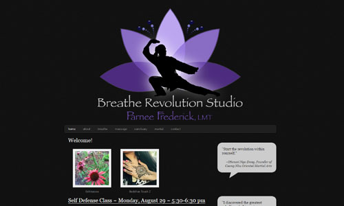Breathe Revolution Studio