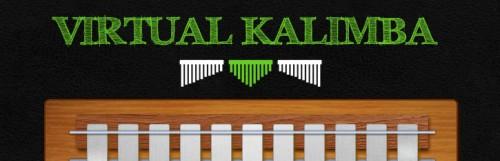 Virtual Kalimba