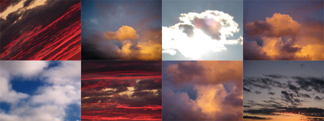 Cloud Texture Pack 4 Preview