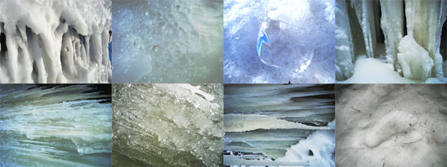 Snow and Ice Texture Pack 1 Preview