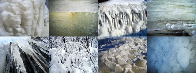 Snow and Ice Texture Pack 2 Preview