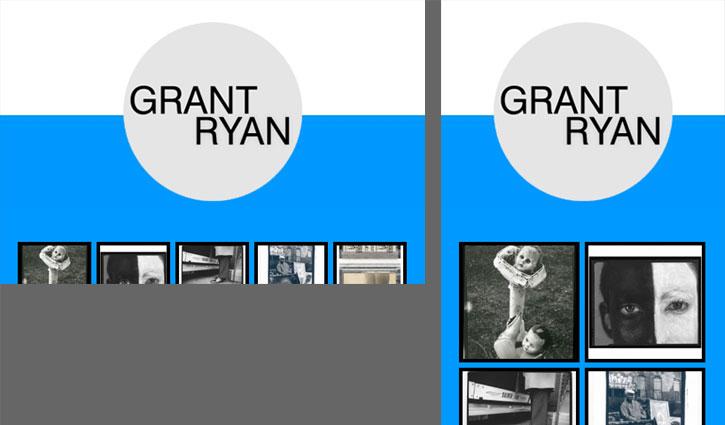 Grant Ryan Responsive Design