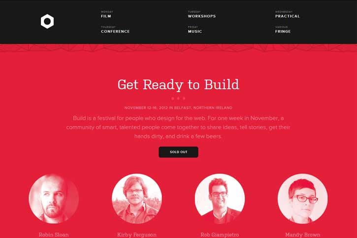 website design conference