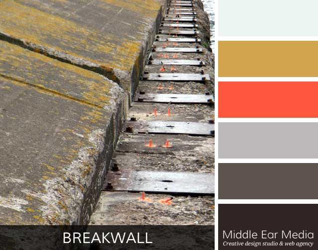 Break Wall Color Palette