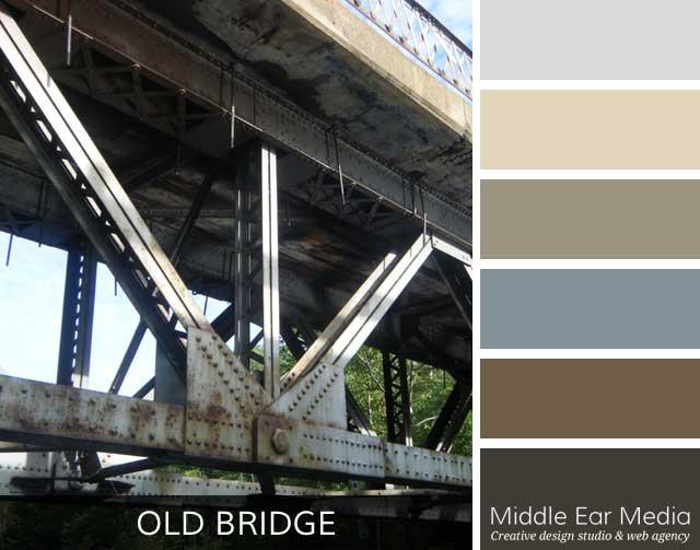Old Bridge Color Palette