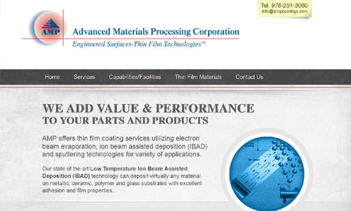 Advanced Materials Processing Corporation