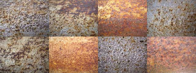 Rusted Metal Texture Pack 1 Preview